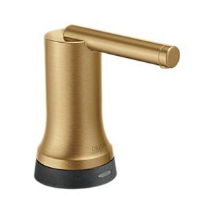 Delta Contemporary Soap Dispenser with Touch<sub>2</sub>O<sub>.xt</sub> Technology