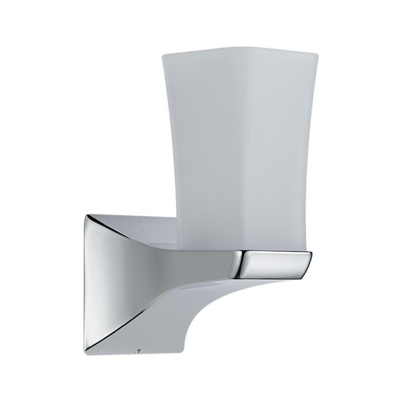75270 Tesla® Single Light Sconce : Bath Products : Delta Faucet