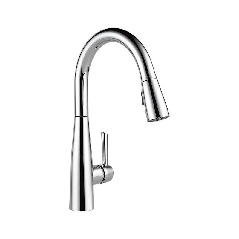 9113 Dst Essa Single Handle Pull Down Kitchen Faucet