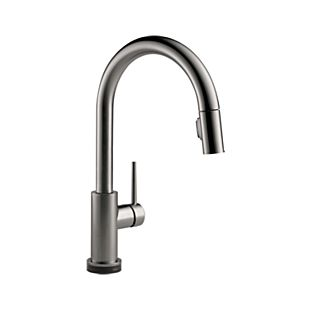 Trinsic® Single Handle Pull-Down Kitchen Faucet with Touch