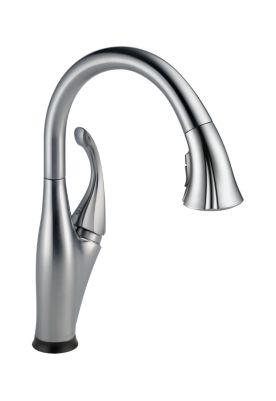 Addison Single Handle Pull-Down Kitchen Faucet with Touch2O and ShieldSpray Technologies