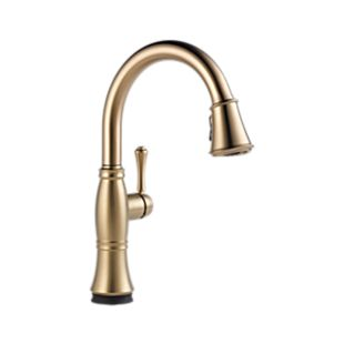 Cassidy Single Handle Pull-Down Kitchen Faucet with Touch<sub>2</sub>O and ShieldSpray Technologies