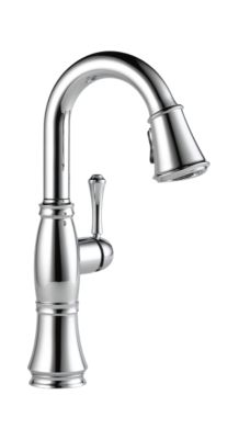 Cassidy™ Single Handle Pull-Down Bar / Prep Faucet