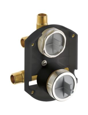 Vero™ MultiChoice Universal Integrated Shower Diverter Rough Universal Inlets / Outlets