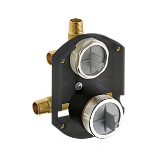 Delta MultiChoice Universal Integrated Shower Diverter Rough Universal Inlets / Outlets