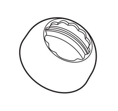 Delta Bonnet Cap