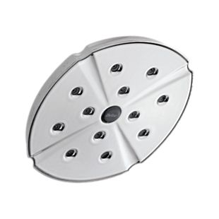 Delta H<sub>2</sub>Okinetic Single-Setting Raincan Shower Head