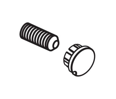 Delta Set Screw & Button