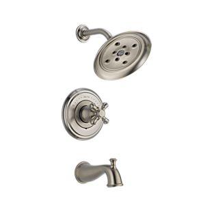 Cassidy Monitor 14 Series H<sub>2</sub>Okinetic Tub & Shower Trim - Less Handle