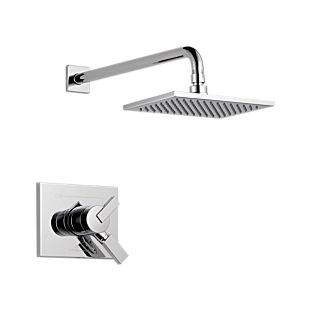 Vero Monitor 17 Series Shower Trim