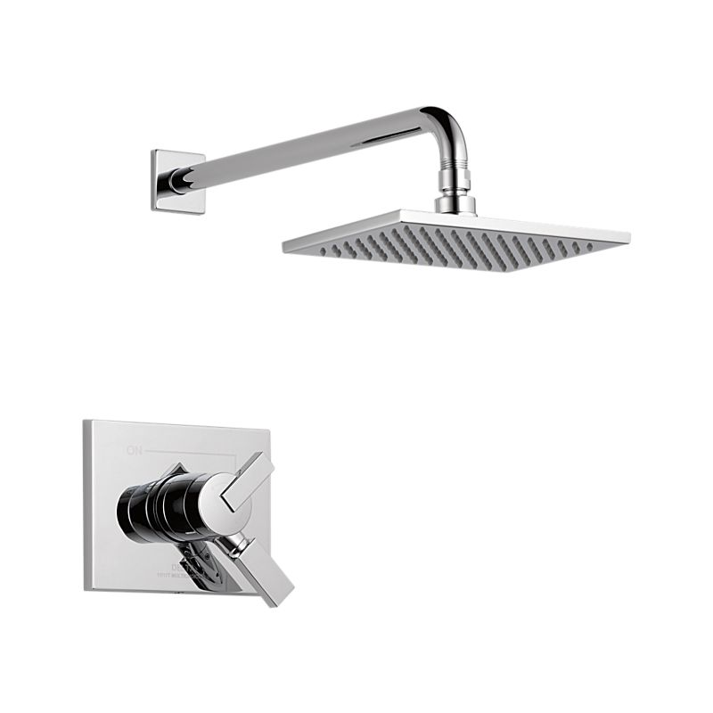 Vero Monitor 17 Series Shower Trim
