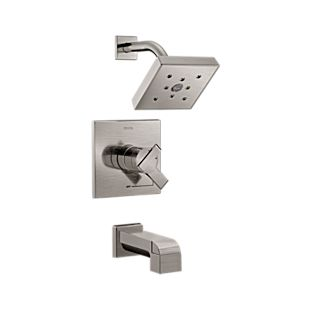 Ara Monitor 17 Series H2Okinetic Tub & Shower Trim