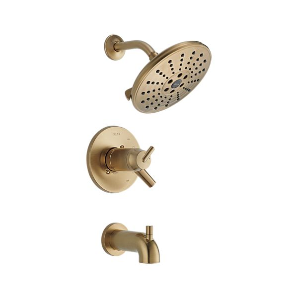 TempAssure 17T Series H<sub>2</sub>Okinetic Tub & Shower Trim