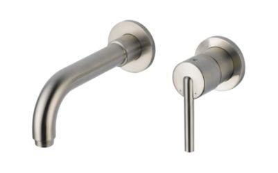 Trinsic Single Handle Wall Mount Bathroom Faucet Trim